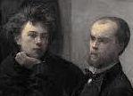 Rimbaud et Verlaine