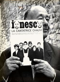 Dissertation ionesco comique